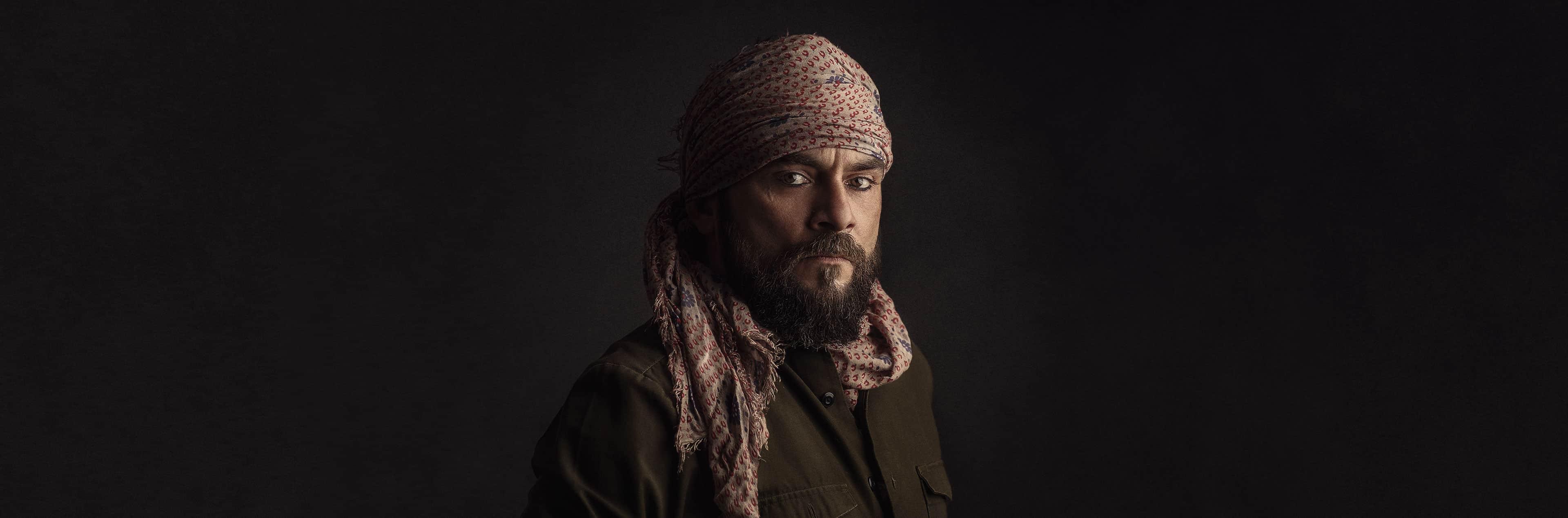 Photographe Portrait Nice : Le Général